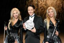 VITAS 2006. Shooting of video